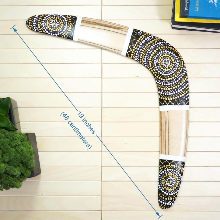 Boomerang Silver Sun wooden boomerangs for sale a
