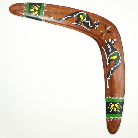Boomerang Kangaroos ancient hunting type boomerangs