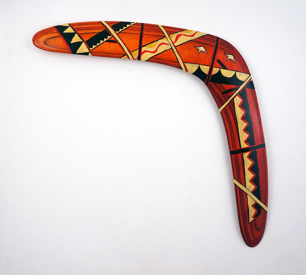 Boomerang  U0026quot Abstract 3 U0026quot