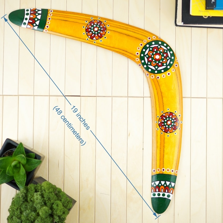 Boomerang Ancient stick 2 Goodbye gift for best friend
