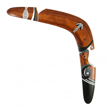Kangaroo boomerang australian hunting boomerangs
