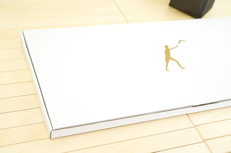 White Gift box for boomerang